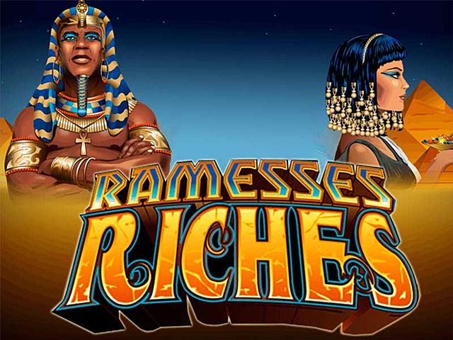 В Вулкан Вегас азартные Богатство Рамсеса